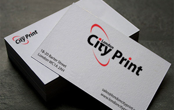 business cards London City Print