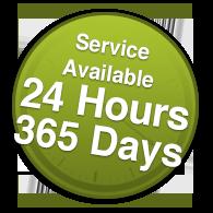 24/7 Service night service