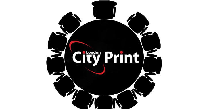 conference and event printing London City Print